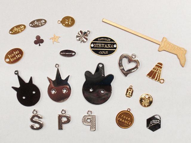 オリジナルのメタルパーツを製作した5つの事例~立体星型・リング型など~