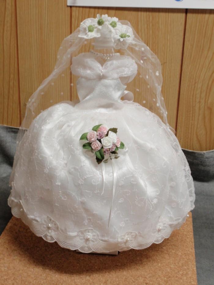花嫁のウェルカムドール
