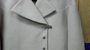 コート ボタン2