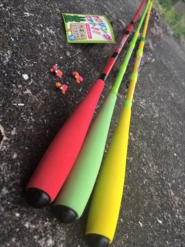 ユニークなオリジナル釣り具!ケロリングセットのご紹介