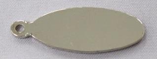 金属チャームのバレル研磨 | 凹凸が無いツルツルの仕上がりが特徴