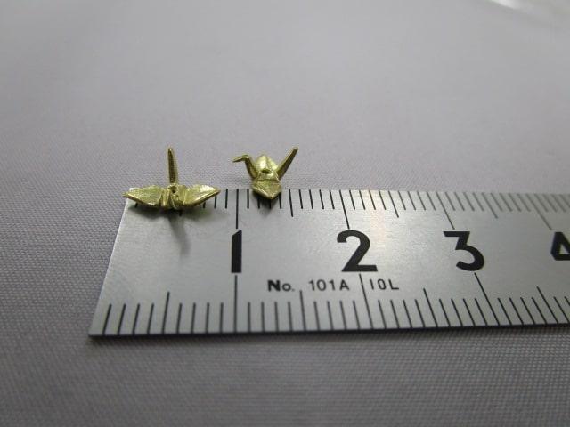 折り鶴チャーム3