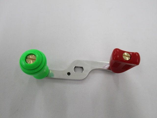 リールハンドルノブのシャフト2本をオリジナル製作 | 長さ2.8cmと3.1cm