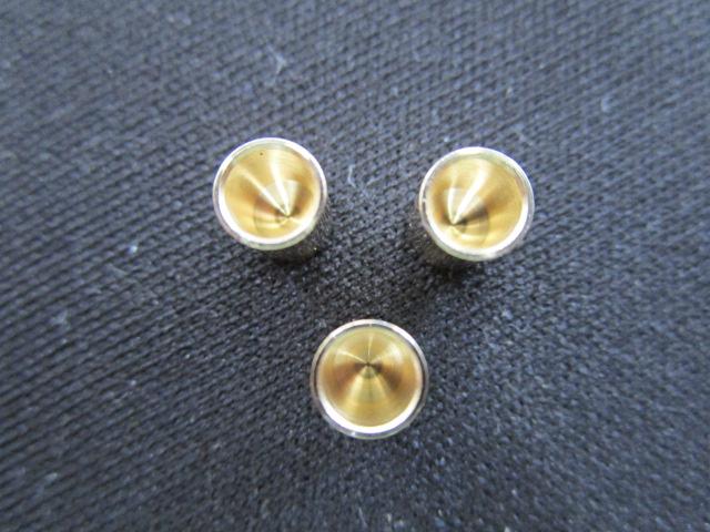ワイヤーのエンドキャップを製作|2種類の太さに対応できる特殊な形状に金属加工